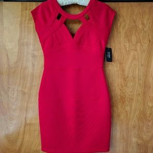 Red Guess Dress